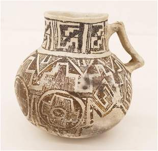 Ancient Anasazi Pottery Vessel