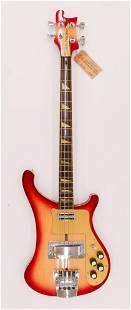 Univox Rickenbacker Copy Stereo Bass, late 1970's