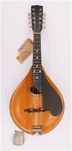 Washburn / Lyon & Healy Style C Mandolin, 1919