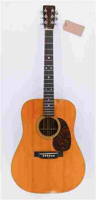 Martin D-28 Acoustic Guitar, 1960