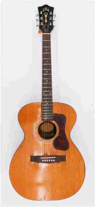 Guild Aragon F-30 NT Acoustic Guitar, 1967