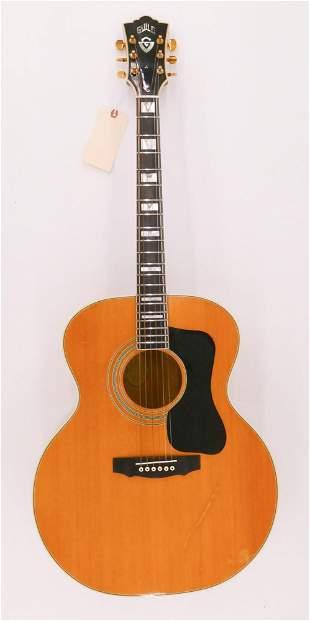 Guild Navarre F-50 Jumbo Acoustic Guitar, 1974