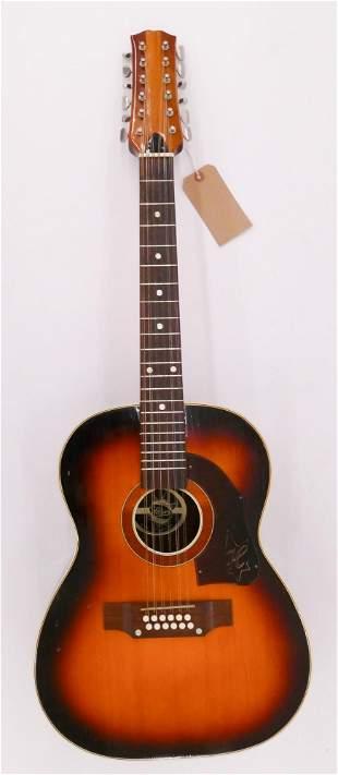 Hoyer 12 String Acoustic Guitar