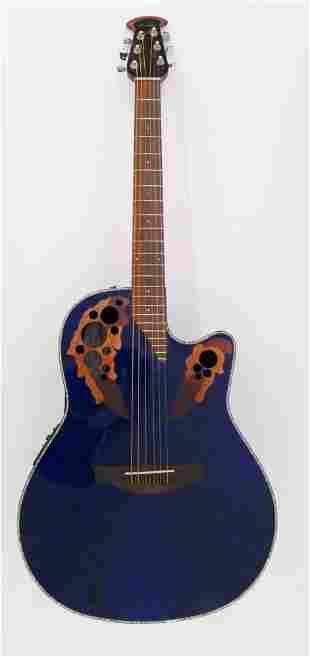 Ovation Celebrity CE44P-8TQ Guitar