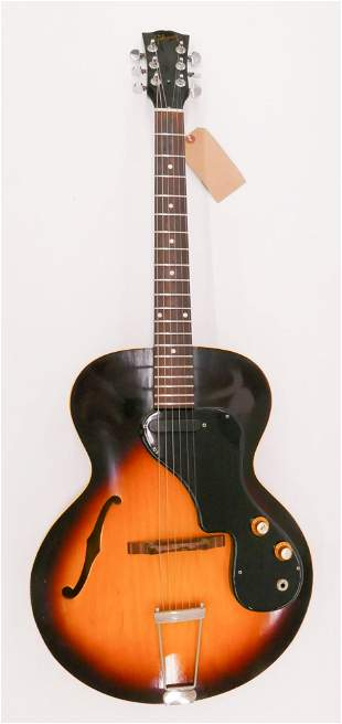 Gibson ES-120T Archtop Electric Guitar, 1963