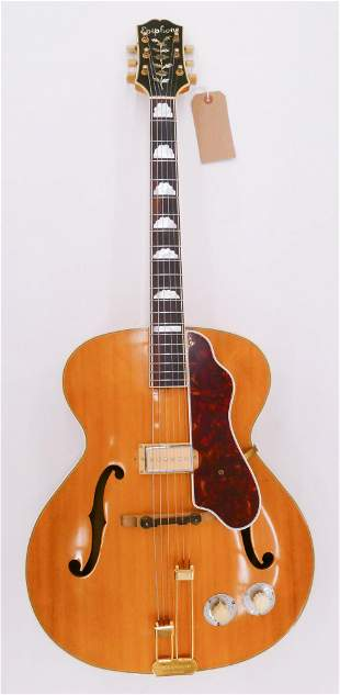 Epiphone Zephyr De Luxe Electric Guitar, 1949