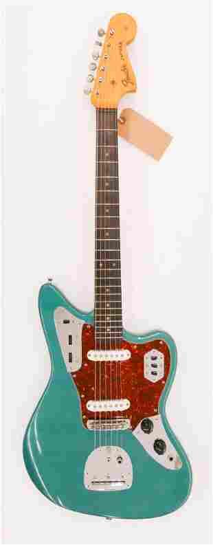 Fender Jaguar Electric Guitar, 1963