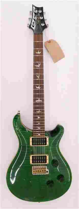 PRS Custom 24 Electric Solidbody Guitar, 2002