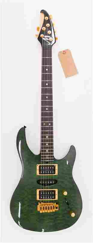 Brian Moore C-90 USA Electric Guitar, 2000