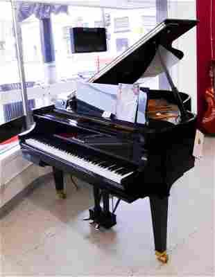 Baldwin Model R Baby Grand Piano, late 1990's