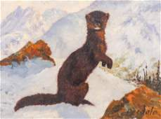 Harvey Goodale ''Alaskan Mink'' Oil
