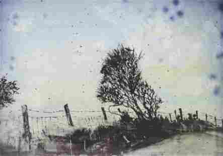 7pc Elizabeth Magill ''Parlous Land Series'' 2006