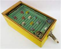 194: Vintage ''Skill Shot'' Coin Operated Arcade Game 9