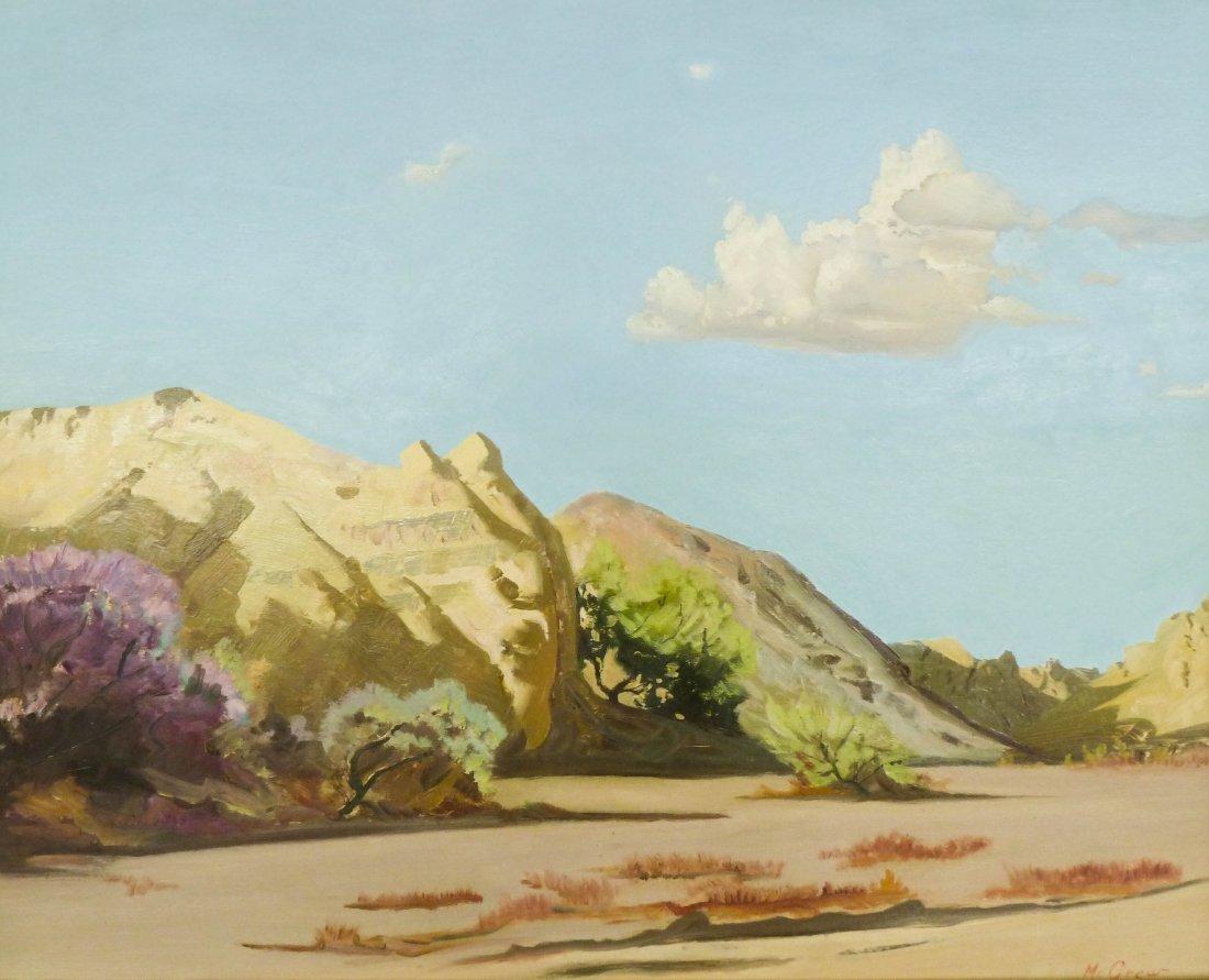 5: R. Brownell McGrew (1916-1994 NM/AZ) ''Box Canyon''