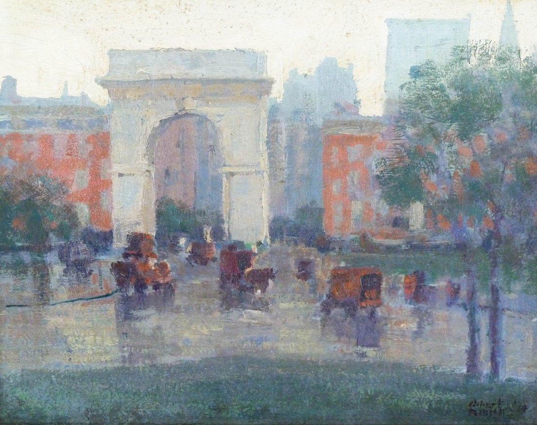 9: Robert Wesley Amick (1879-1969 CT) Untitled Washingt