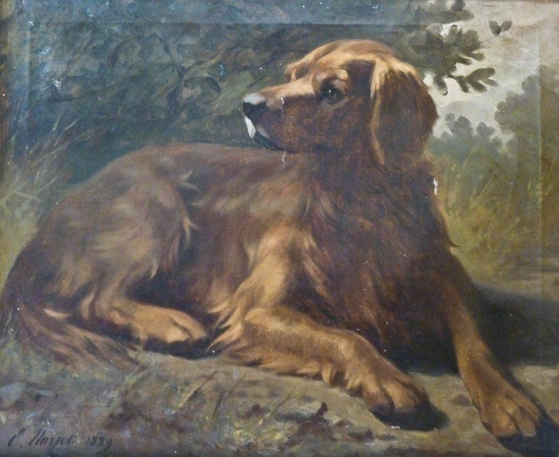 13: Ernest Etienne Narjot (1826-1898 CA) Untitled Irish