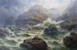 26 Pair JT Hughes 19th Century Scottish Along th