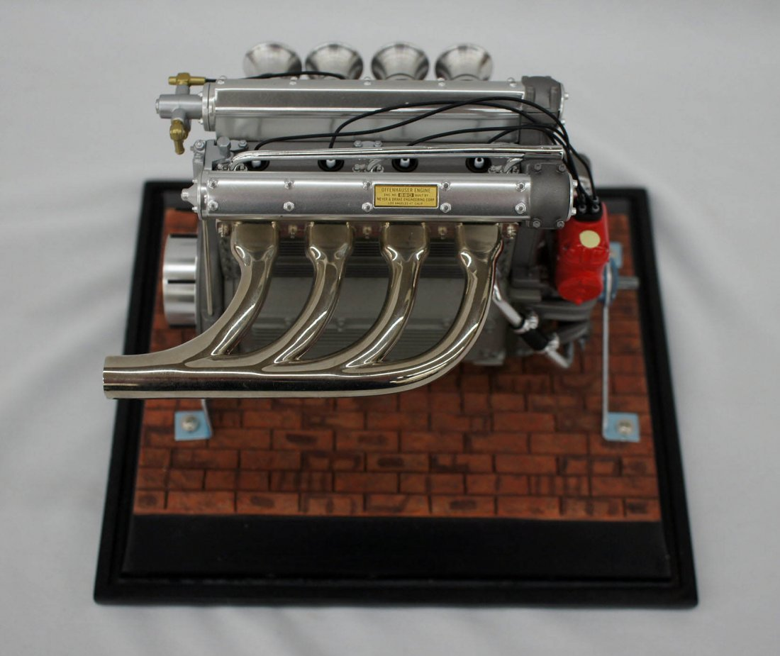 Offenhauser GMP 1:6 Scale Model Engine 5.5''
