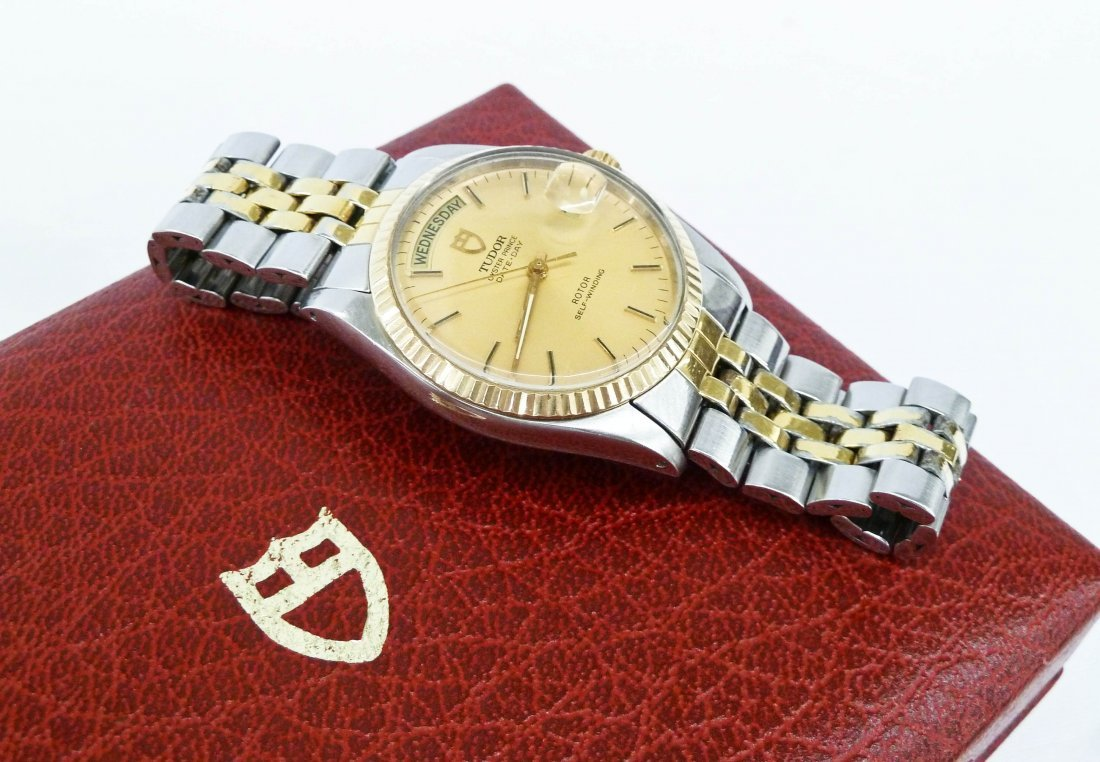 Vintage Tudor Men's Oyster Prince Day & Date Two-Tone - 3