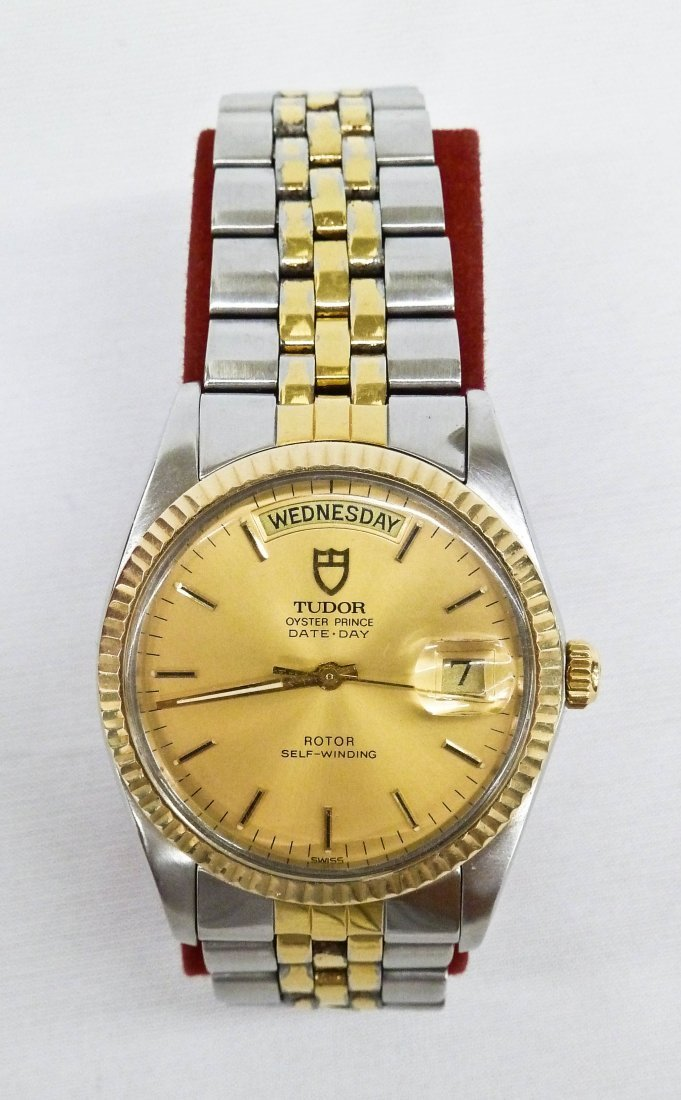 Vintage Tudor Men's Oyster Prince Day & Date Two-Tone - 4