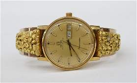 Vintage Omega Seamaster Automatic Day & Date Men's