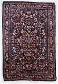 2 SemiAntique Sarouk Persian Oriental Rugs They mea
