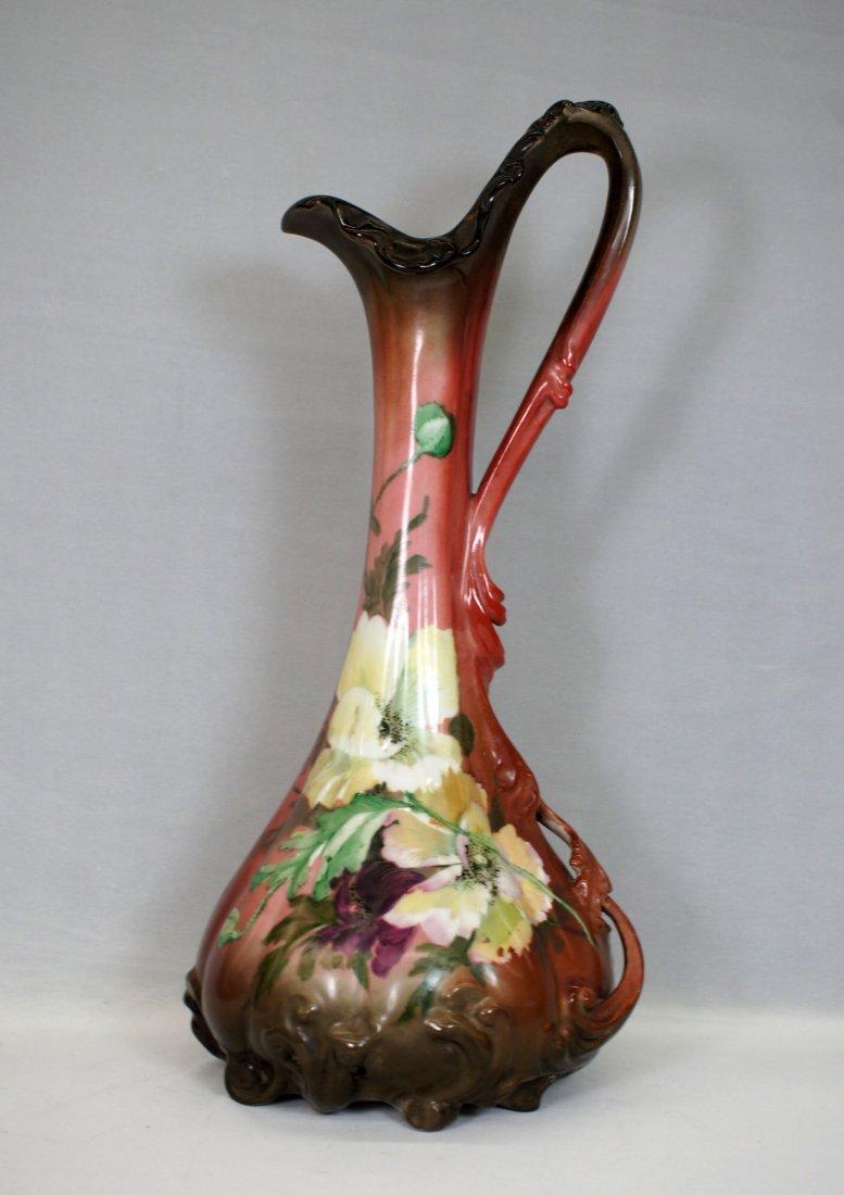 Pairpoint limoges porcelain ewer vase 1575 antique pairpoint limoges porcelain ewer vase 1575 reviewsmspy