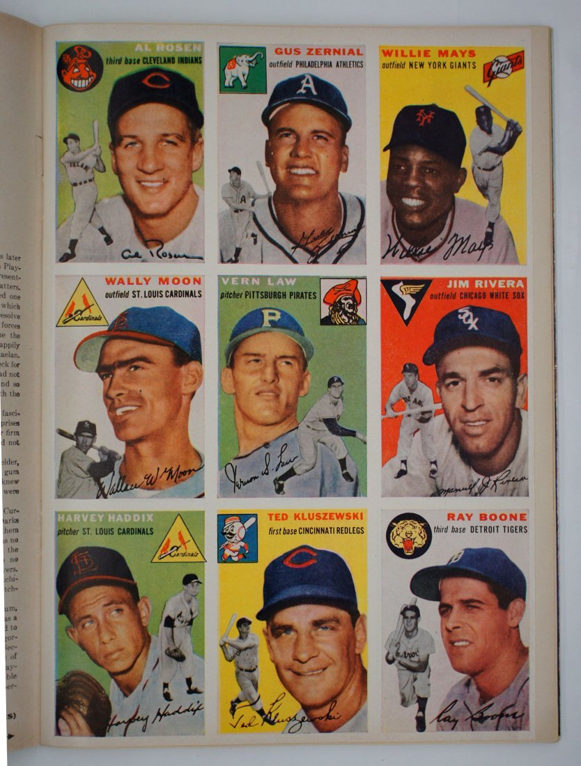 Sports Illustrated First Issue, August 16, 1954. - 4