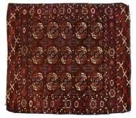 Semi Antique Princess Bokhara Oriental Rug Mat