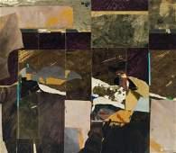 Galen Garwood b1944 Washington Untitled Abstract