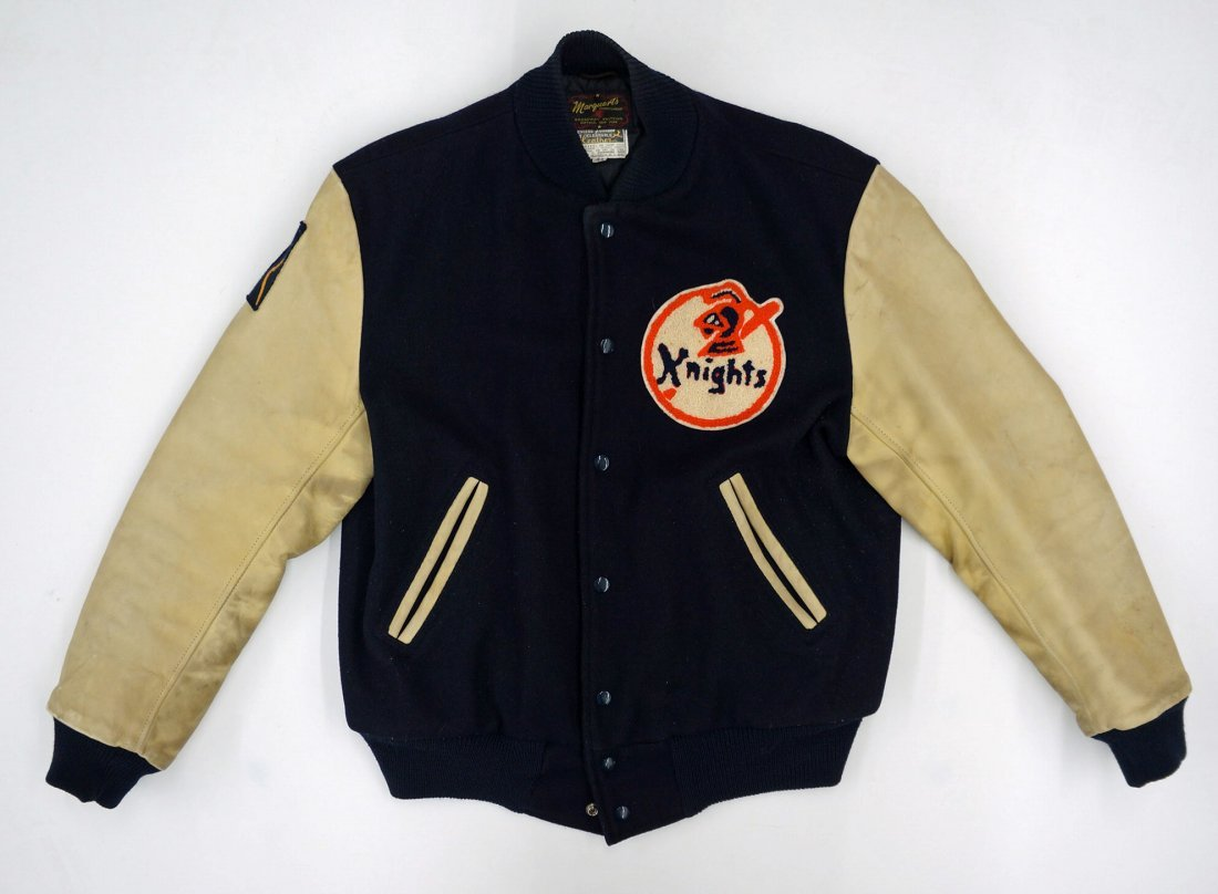 ''The Natural'' Cast & Crew Baseball Jacket. From the