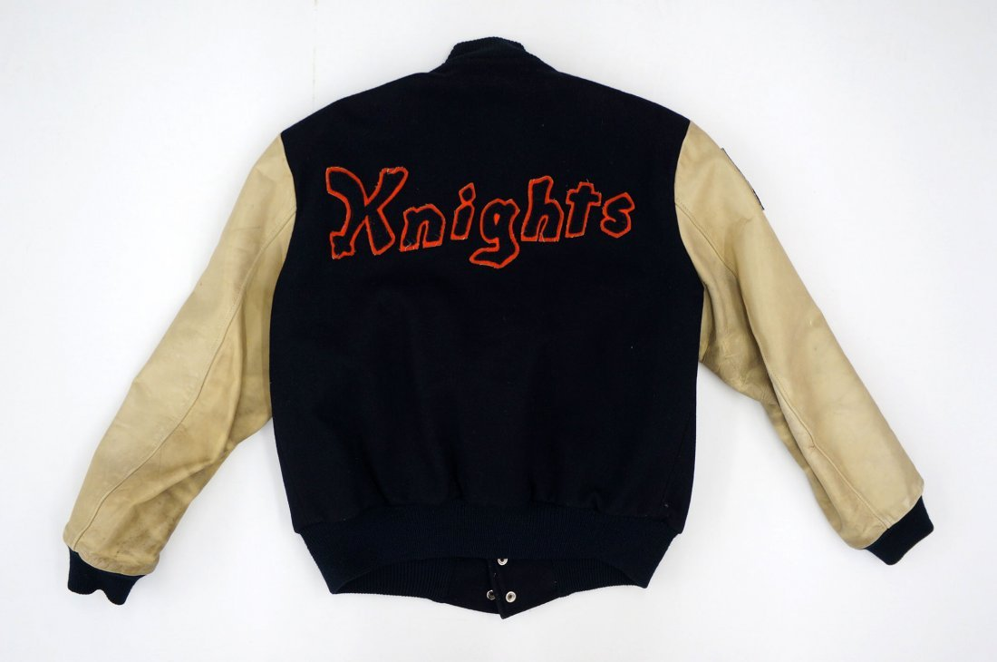 ''The Natural'' Cast & Crew Baseball Jacket. From the - 2
