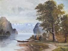 John Joseph Englehart (1867-1915 California) Untitled