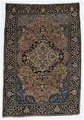 Antique Sarouk Persian Oriental Rug 5'x3'4''. Excellent