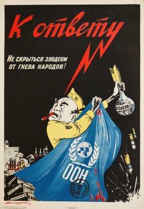 Dolgorukov, N. [to Answer] Soviet Original Propaganda