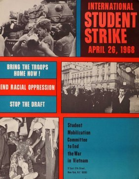 Group Of (3) Original Civil Rights Posters, 24''x18'',