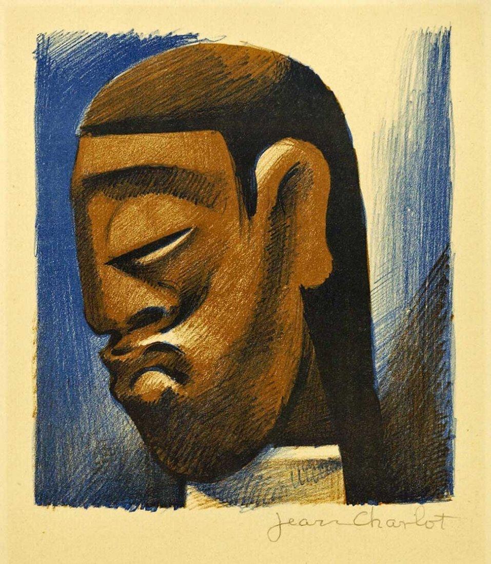 Jean Charlot, Hawaii/California/Mexico (1898-1979) WPA