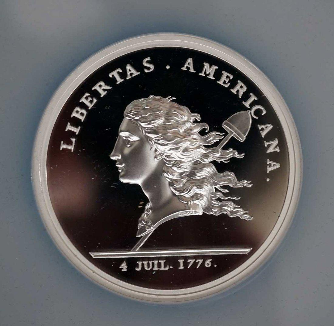 2014 Libertas Americana Monnaie De Paris NGC PF70 Ultra