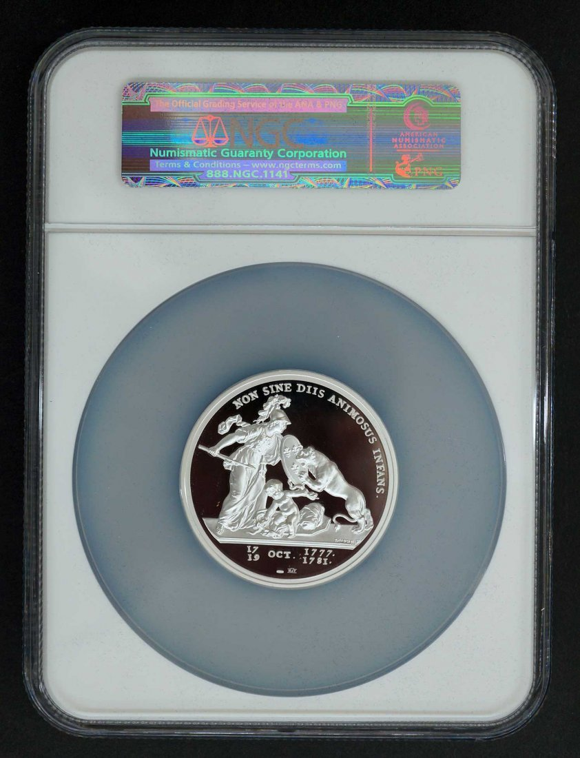 2014 Libertas Americana Monnaie De Paris NGC PF70 Ultra - 3