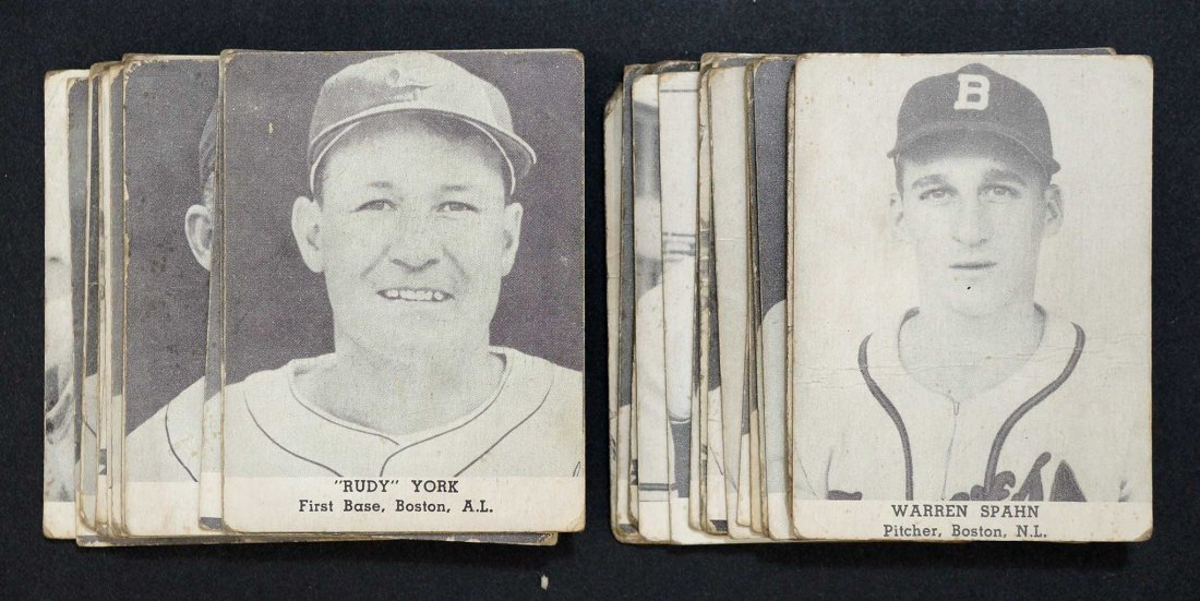 1947 Tip Top Bread Baseball Card Premiums (32).