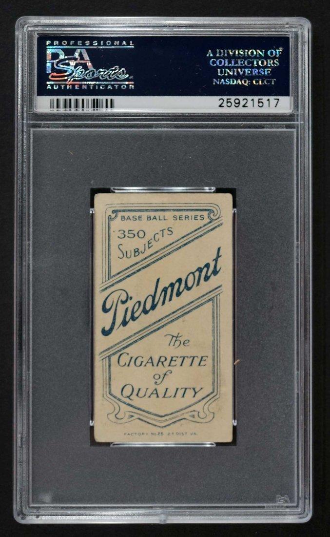 1909-11 T206 Piedmont 350 Mordecai Brown Chicago Shirt - 2