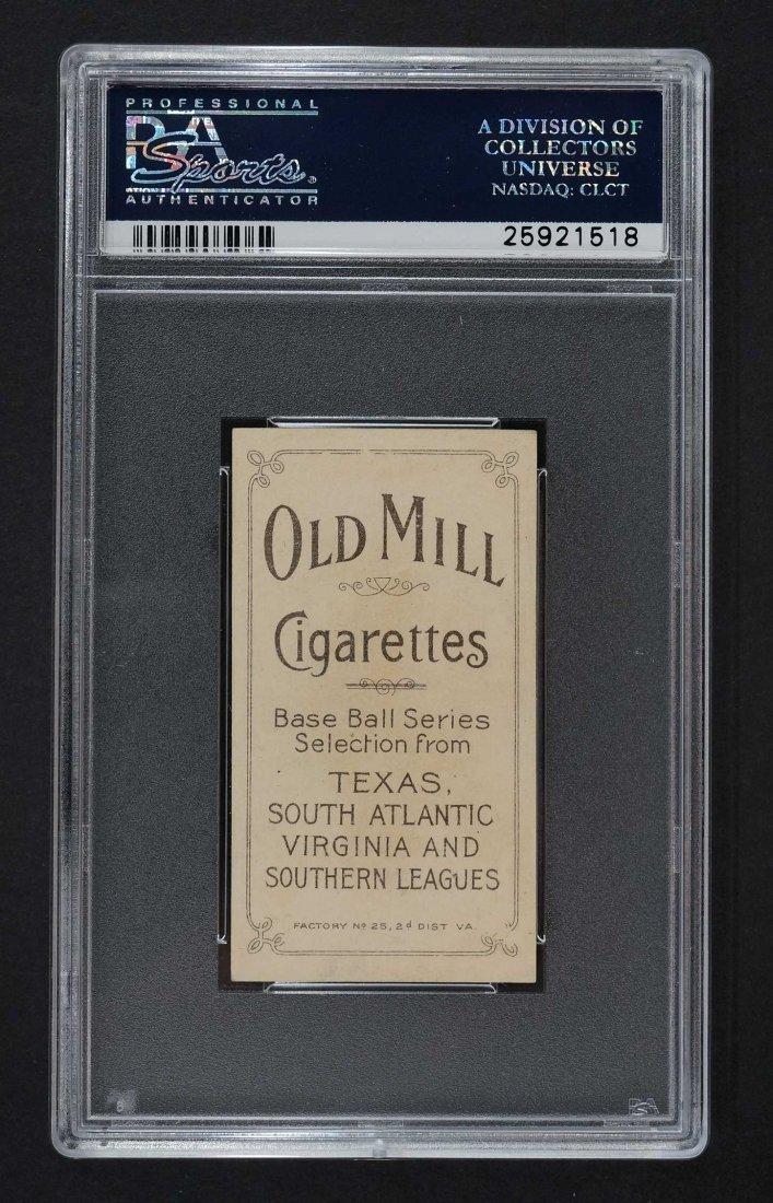 1909-11 T206 Old Mill (SL) Ike Rockenfeld (PSA 5) - 2