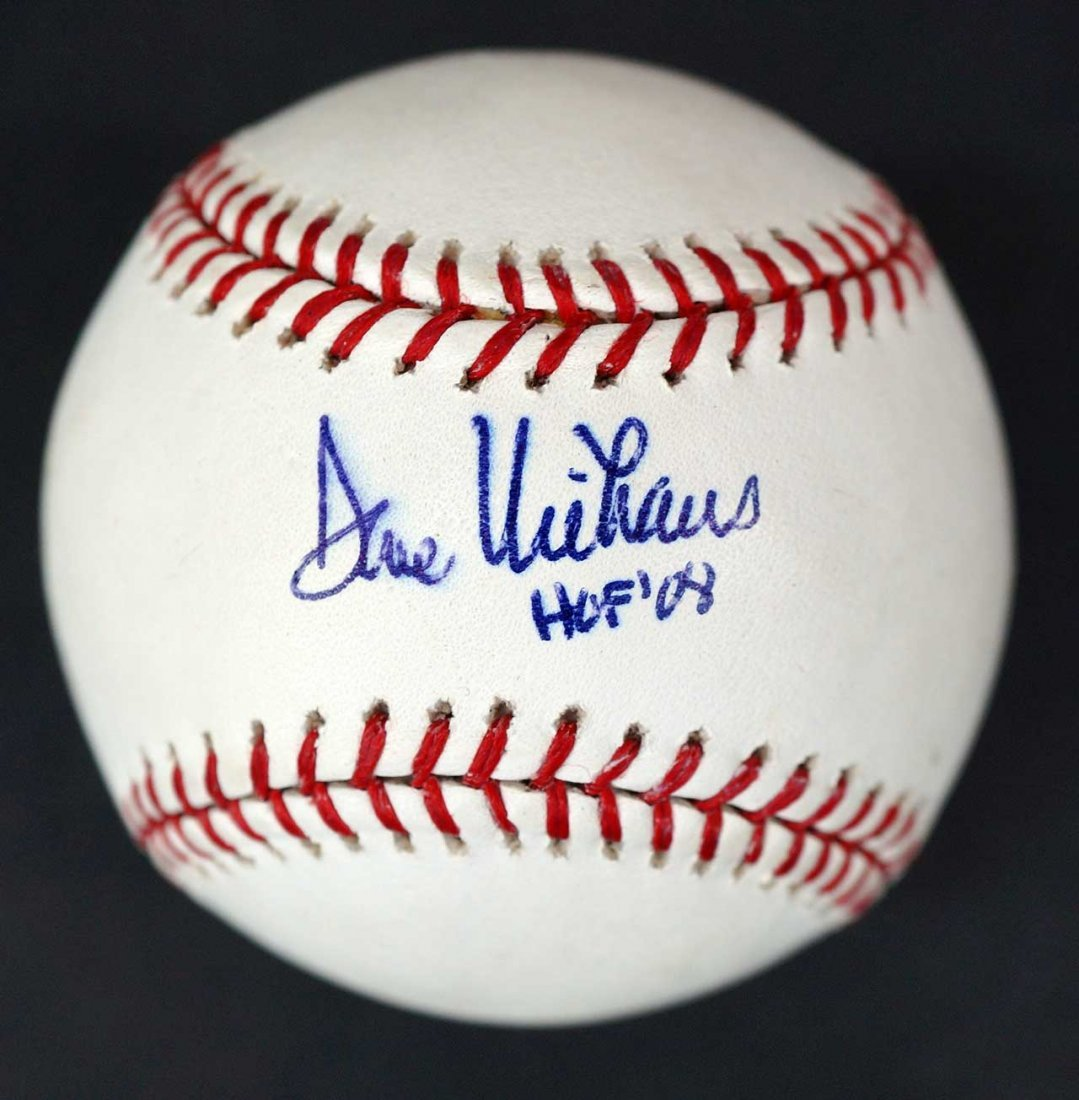Dave Niehaus Baseball on Niehaus commemorative