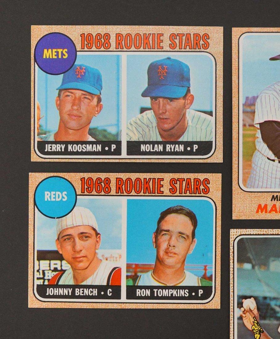 1968 Topps Baseball High Grade Complete Set. The finest - 2