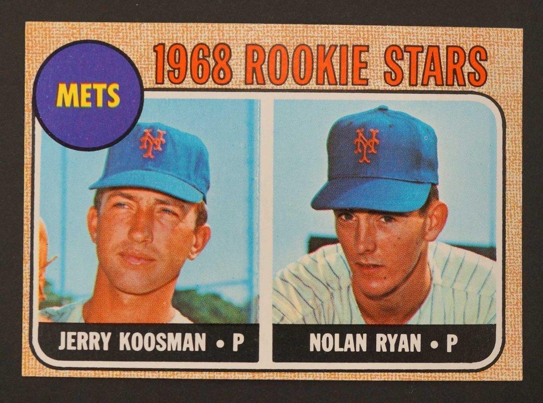 1968 Topps Baseball High Grade Complete Set. The finest - 3