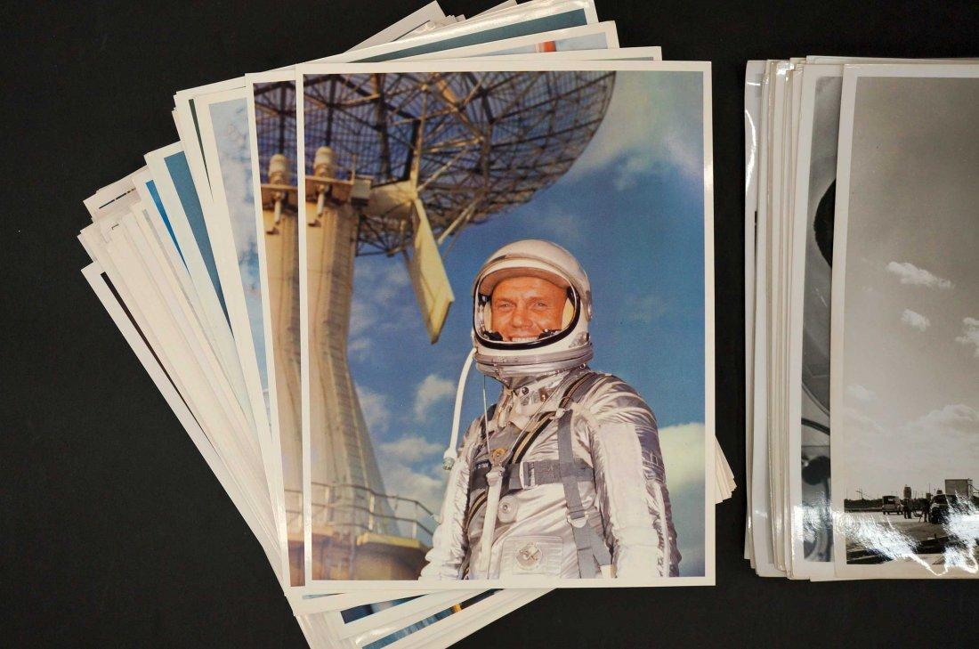 Large Group of NASA Publicity Photos. (210) photos - 2