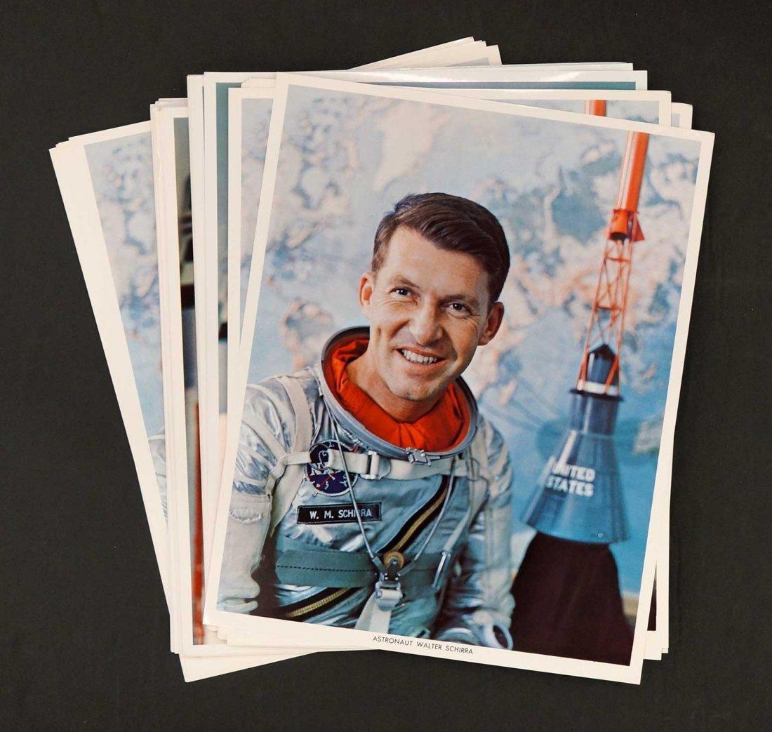 Large Group of NASA Publicity Photos. (210) photos - 3