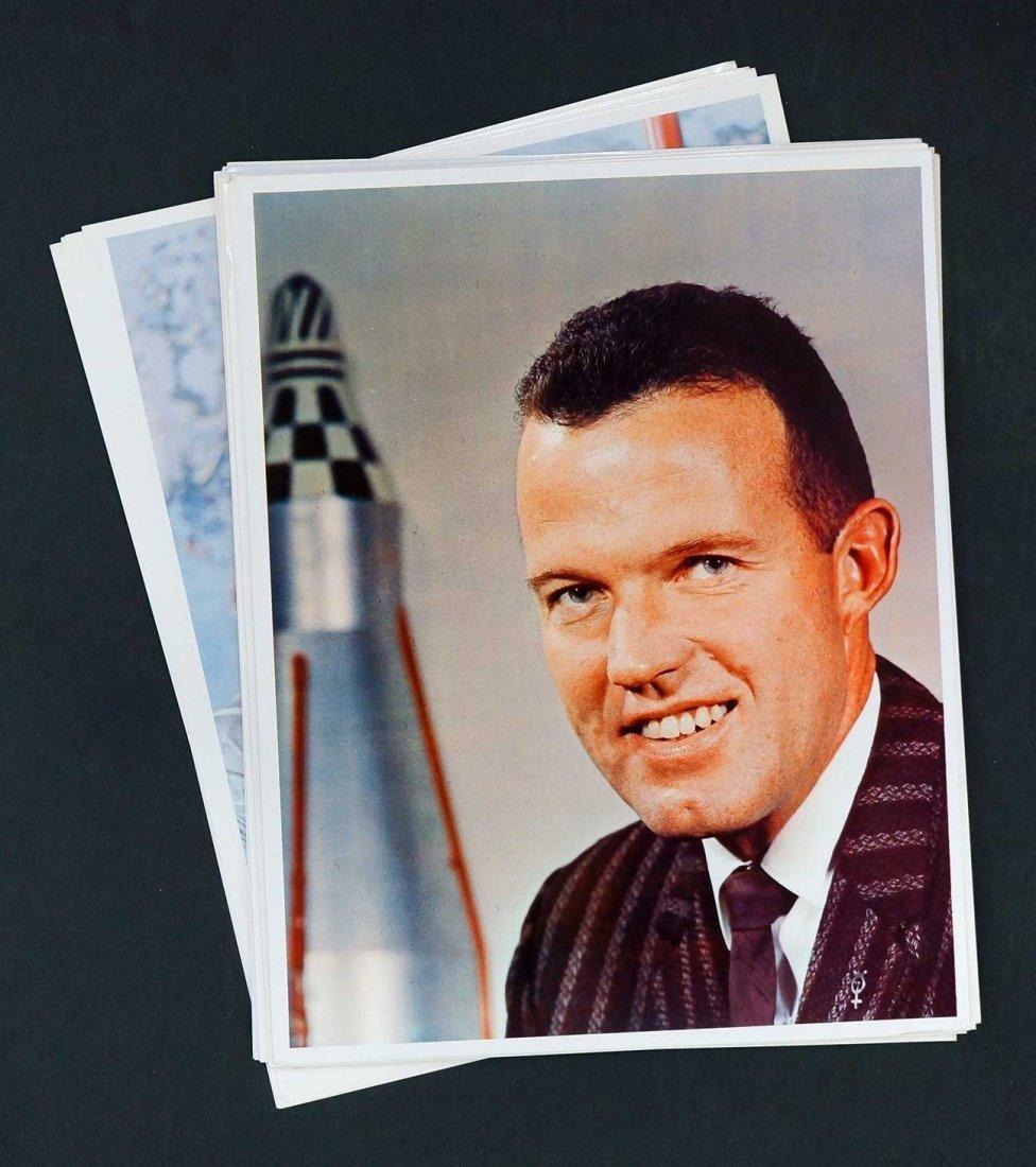Large Group of NASA Publicity Photos. (210) photos - 4
