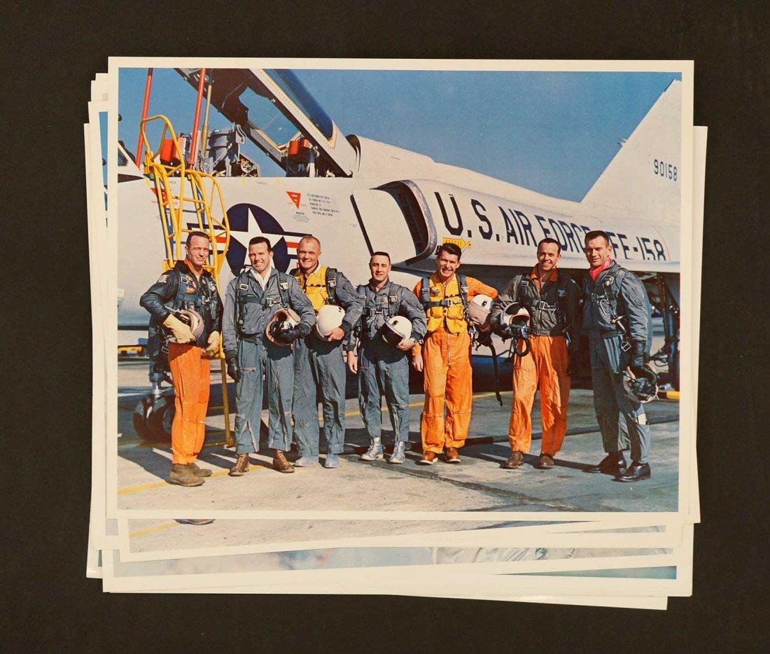 Large Group of NASA Publicity Photos. (210) photos - 5