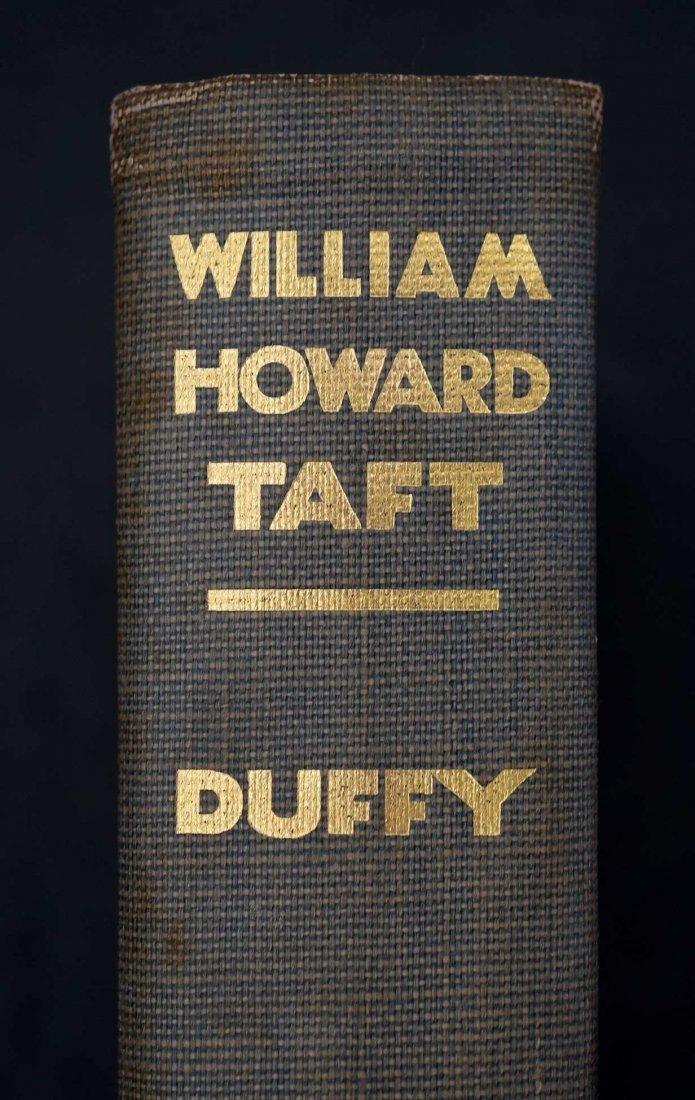 William Howard Taft by Herbert S. Duffy, 1930, New - 2